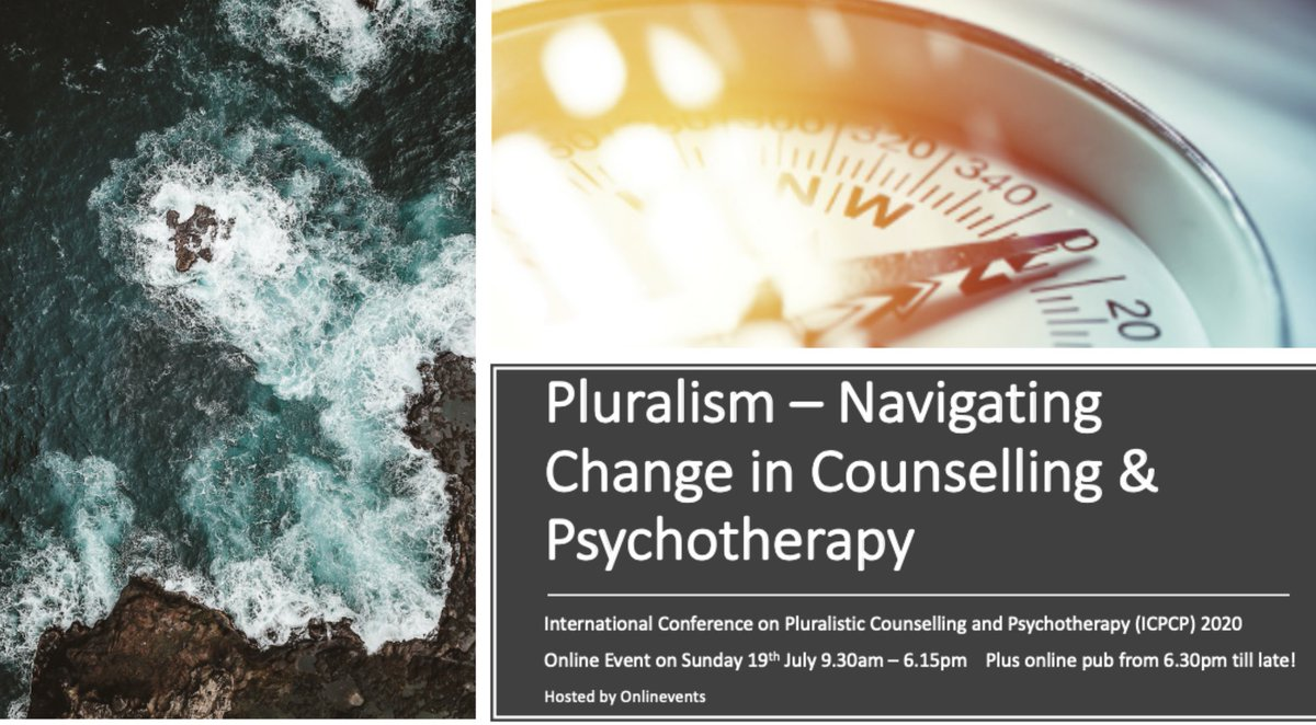So excited about this! We've got some brilliant speakers including @mickcooper77 Andrew Reeves, @SusanCousins6 John McLeod @anidelaprida @Rima_Sidhpara! More details to follow soon! #TherapistsConnect #pluralisticpractice #plural2020 @Onlinevents_saz https://t.co/3GFhOARaCF https://t.co/iW83JOww7i