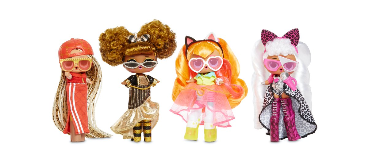 #Ad Did you know that the L.O.L. Surprise! J.K. Mini Fashion Dolls presale begins today! Read more about all the fun things continuing throughout the week leading up to the official launch July 10! #LOLSurprise  https://t.co/xX4zmgoKB1 https://t.co/EbIAgiGdlG