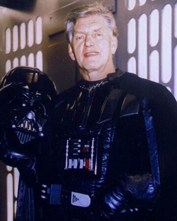 Happy 85th birthday to the man beneath the suit: David Prowse!