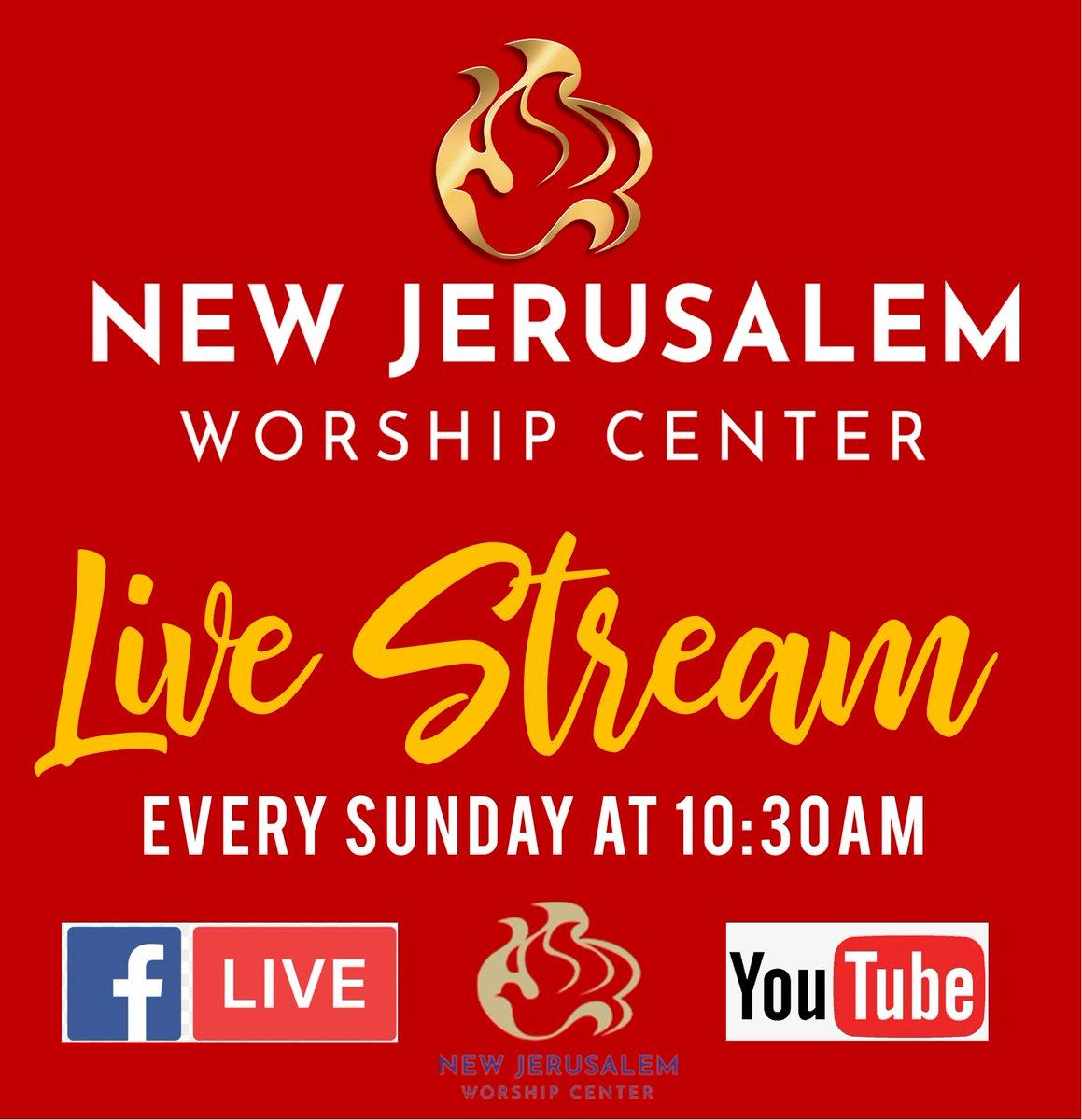 New Jerusalem Worship Center