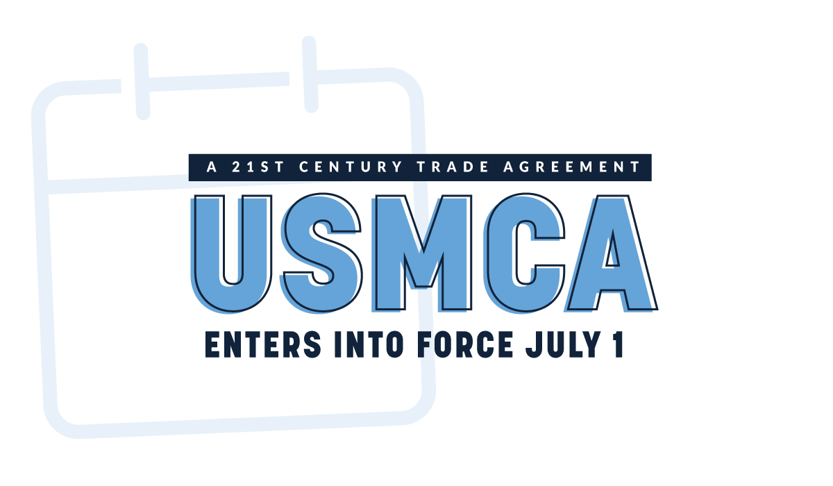 The USMCA trade deal goes into effect today. Congratulations to @realDonaldTrump on this America First achievement. USMCA will increase jobs, boost the economy and strengthen our competitiveness with the rest of the world. I was proud to support the bill in Congress. https://t.co/cseqqZ90nd