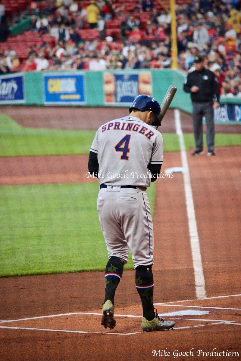 """George Springer""  by #MikeGoochProductions  #NYC #photography #NewYorkCity #nycphotographer #FollowThisPhotoGuy #PhotographyIsArt #photooftheday #photographer #MLB #MLBB #Astros #FenwayPark #baseball #BaseballisBack #baseball #sportsphotography #photographylovers #PHOTOSpic.twitter.com/5KEidFhi9e"