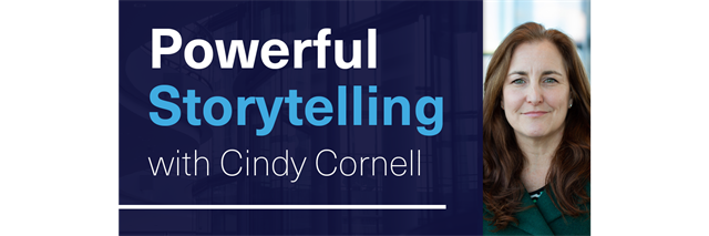 Alll #YaleSOMAlumni are invited to join Yale SOM Career Coach for Working Professionals, Cindy Cornell, for a webinar on Powerful Storytelling on July 13: ow.ly/7XNy50Aneec #careers
