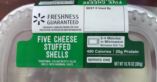Garland Ventures LTD Voluntary Recalls Five Cheese Stuffed Shells Because of Possible Health Risk https://t.co/W5c0KORzCd https://t.co/wYFHZPWsah