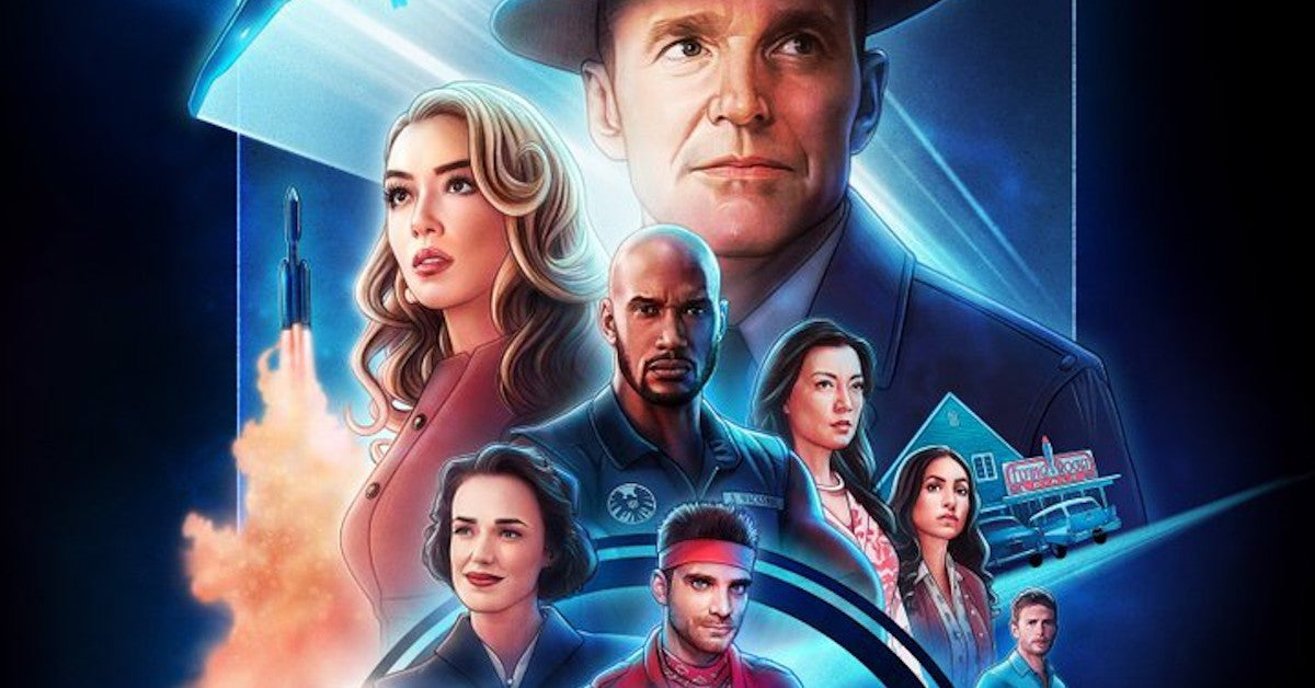 @ComicBookNOW's photo on Coulson