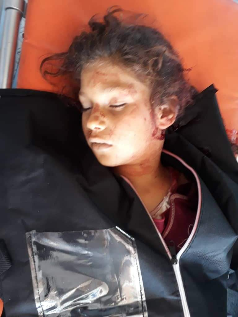 😞 Zainab Muhammad Al-Kariz, 10 years old, was shot and killed by the Assad regime forces while she was working in Al-Shafallah picking in Al-Karizat on the outskirts of Al-Bab city in Aleppo countryside Save the children https://t.co/ArcFUuANul