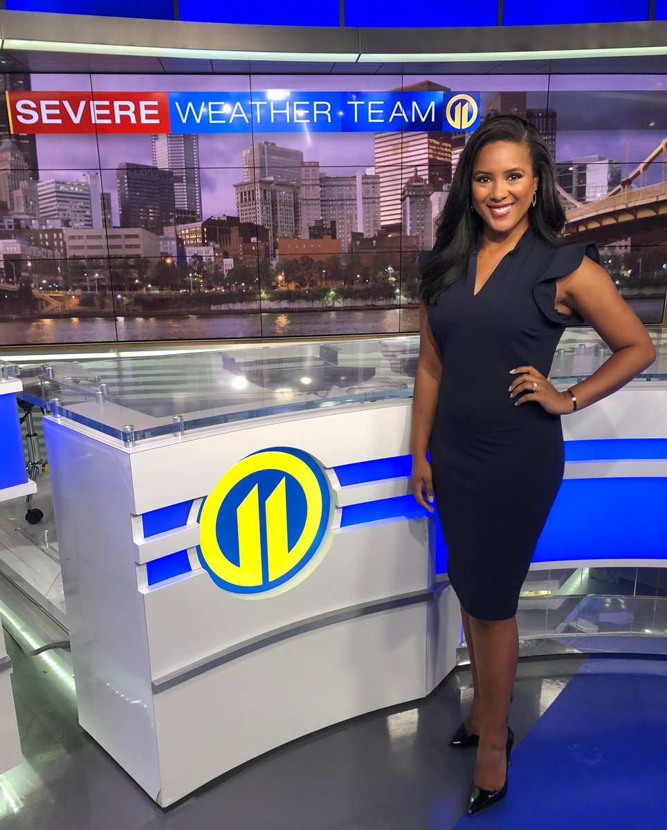 I am excited to (officially) announce that I am the new meteorologist at WPXI 11 News in Pittsburgh, PA!⛈❄️☀️  I am so thrilled to be here! I'm delighted to work for this wonderful station and with this amazing weather team. @WPXI https://t.co/F4FChl6hPu