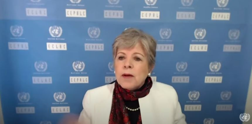 Rebirthing the Global Economy Women Economists Roundtable: @aliciabarcena @eclac_un: The worst is behind and hardest yet to come. Solidarity is a priority & investments in the grassroots economy and trade—we are not going to get out of this with austerity. #Fin4Dev #RiseForAll