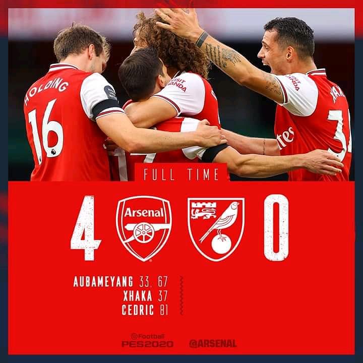 Chấm điểm trận Arsenal 4-0 Norwich - 2