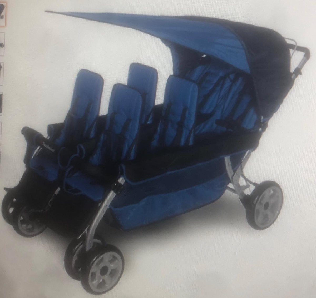 My daycare is halfway to raising enough money for this baby stroller We are collecting bottles If you have any you would like to donate we can come and pick up  (In Red Deer), or you can drop off. Help the babies be able to go for walks and adventures.  #fundraiser #daycare pic.twitter.com/cktSffvxEn