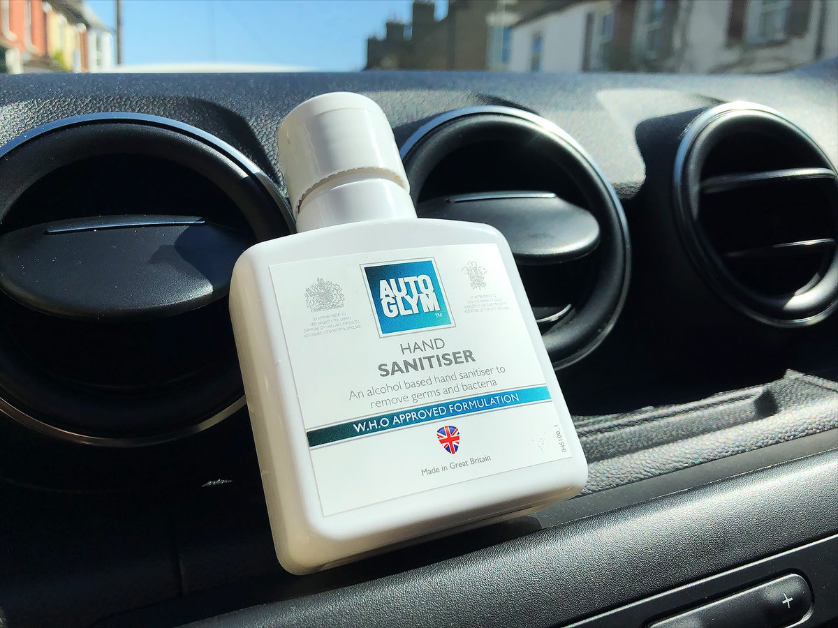 No soap? No problem! Hand Sanitisers are a great alternative when traditional methods of cleansing your hands are unavailable at any given time.   Grab yours now at: https://t.co/UlW53F2VDN or contact your local franchisee. Available in 100ml and 5L #staycleanstaysafe https://t.co/VjjtgogciY