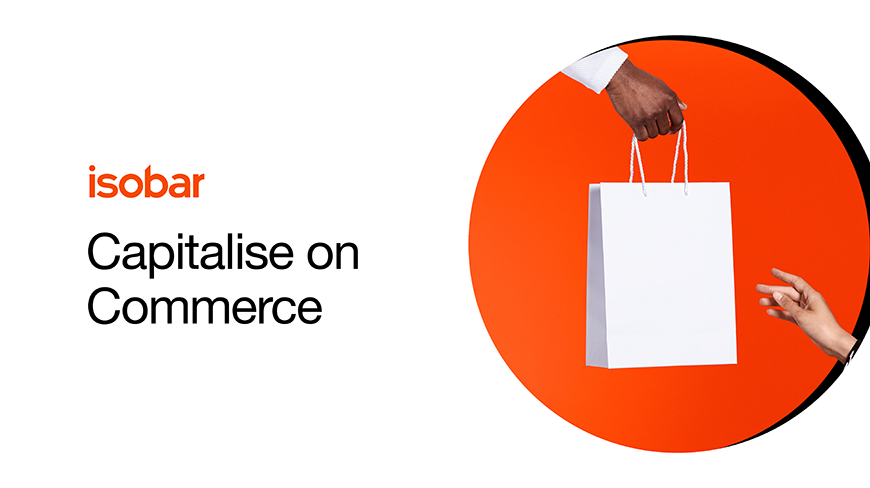 Today, were launching our report Capitalise on Commerce - a view on the evolving trends of ecommerce transformation and five steps for brands and retailers to enhance their customer experience strategy: Download it here: fal.cn/38VF6