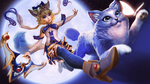 No one hurts MewMew and gets away with it. Safeguard your friends and the Realm as Stellar Protector Io in our #RadiantStars Update! 📺twitch.tv/PaladinsGame