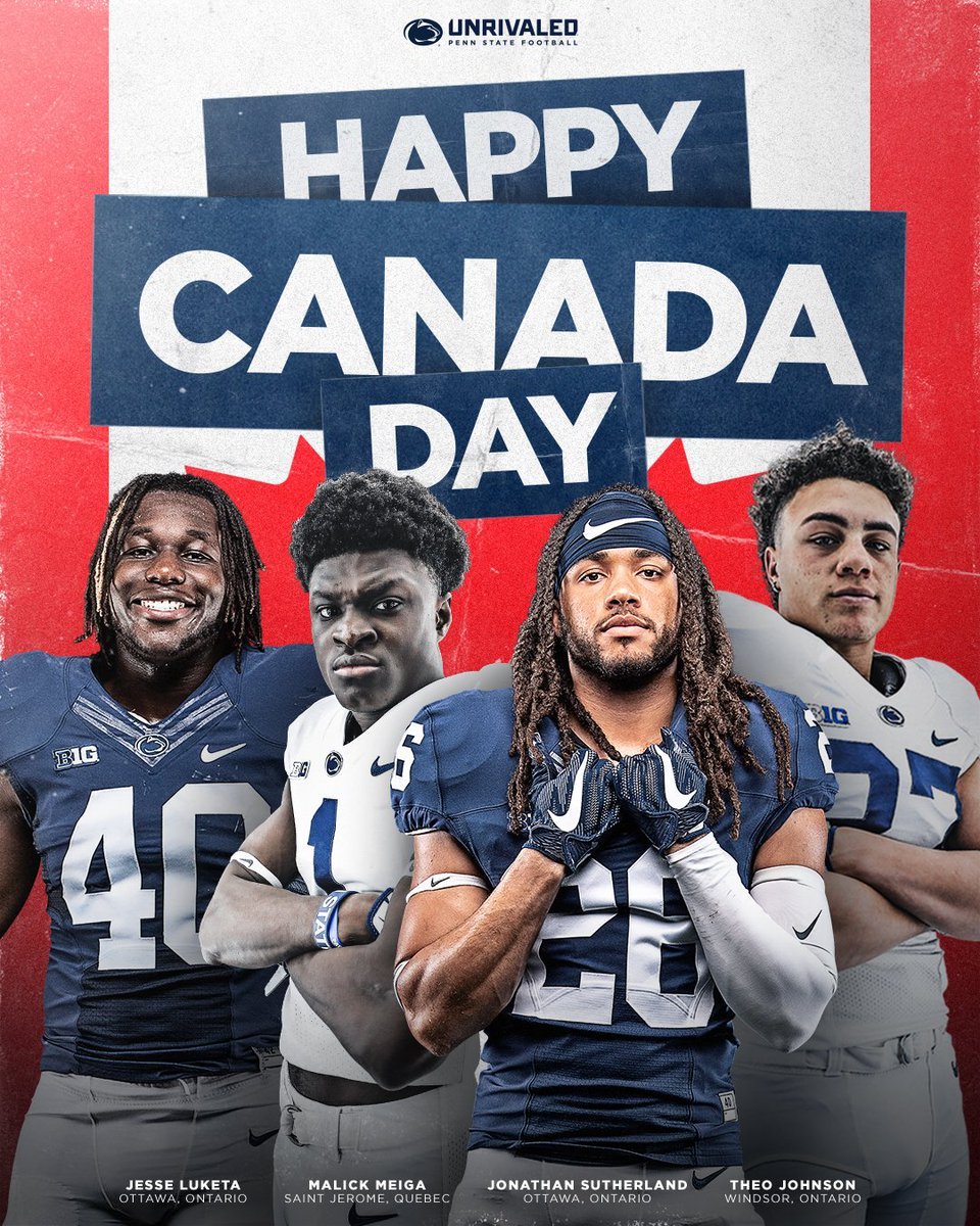 O Canada! We love our neighbors to the North! #CanadaDay #WeAre