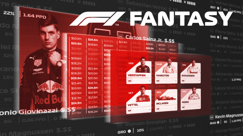 Be part of the Live #F1 News #F1Fantasy league today at https://t.co/U3tR5fVka4 using league code is c91c8d6f23 https://t.co/0VqeGVRg7S