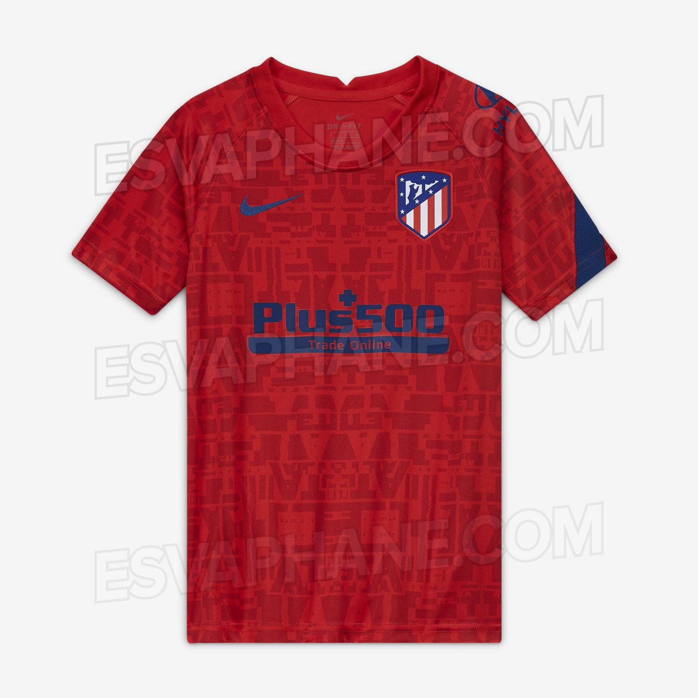 Camiseta prepartido Atleti