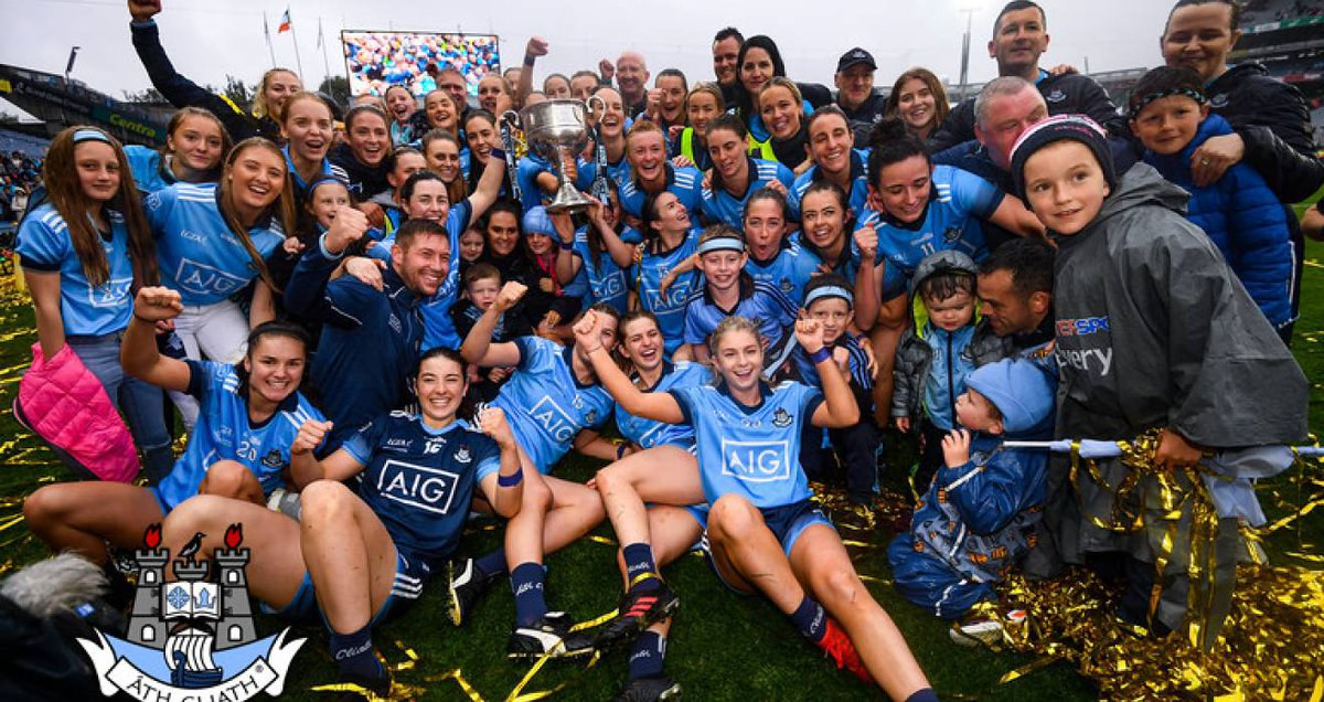 test Twitter Media - The @dublinladiesg discovered their 2020 TG4 Championship fate earlier this week 👕  #UpTheDubs   https://t.co/XcAePG3U4x https://t.co/shSiDq2W9t