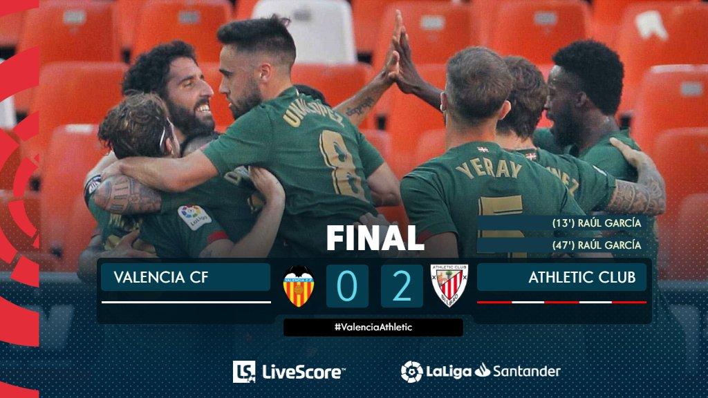 Valence-Athletic Bilbao