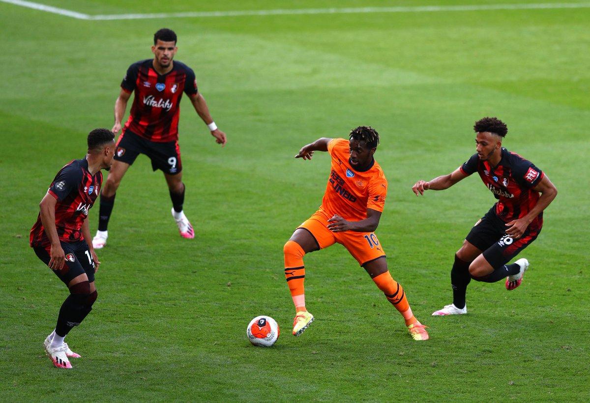 Xem lại Bournemouth vs Newcastle, Ngoại hạng Anh – 2/7/2020