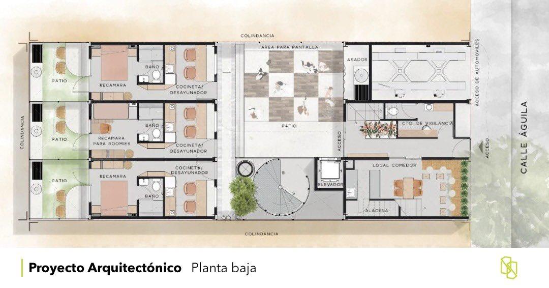 #smart #coliving #cohousing #roomie #depa #apartamento #piso #cdmx #condesa #roma #juarez #cowork #work #dika #kalmanayo #diseño #arquitecto #architecture #archdaily #future #design #archlovers #archporn #economico #decor #interior #diseño https://t.co/3jWWzonvIk