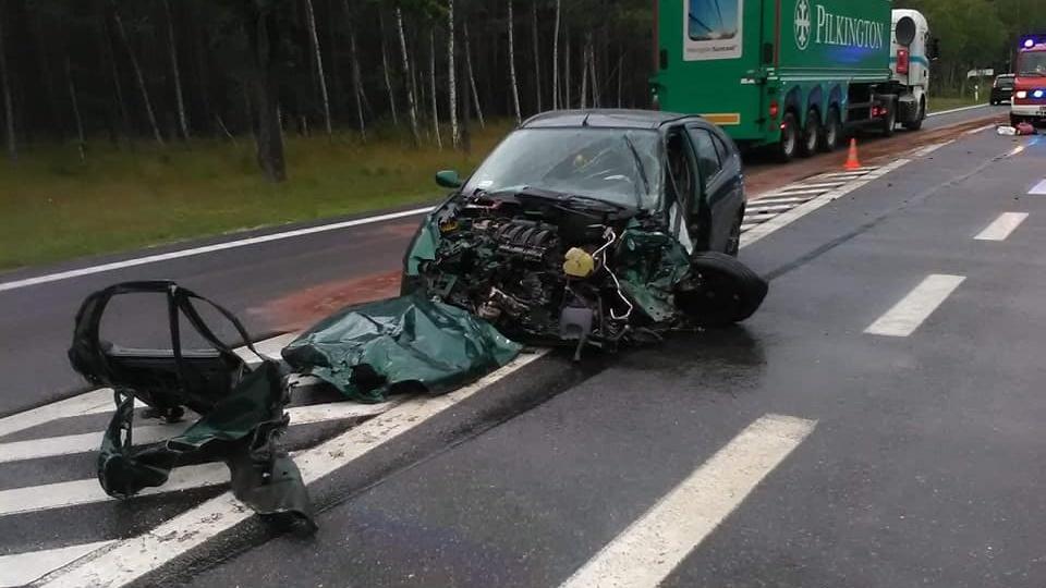 Kolejny wypadek na DK10. Brały w nim udział trzy samochody - Polskie Radio PiK https://t.co/a72dluEqDC https://t.co/UFV84yOzOP