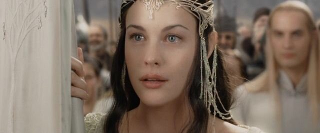 Happy 43rd Birthday to Liv Tyler who played Arwen in the Lord of the Rings trilogy!