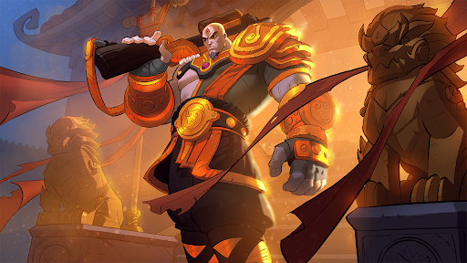 More Golden Skins are coming to Paladins - Get ready for Golden Buck, Drogoz, and Sha Lin. And dont worry, your sight isnt failing you.