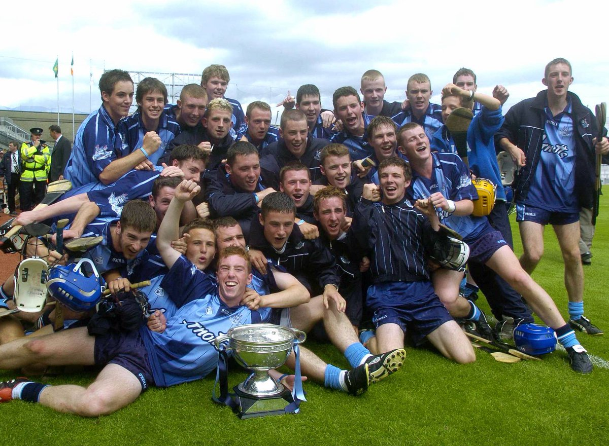 test Twitter Media - July 3rd has been a good day for our Minor hurlers over the years... 💙  #OnThisDay in 2005, 2011 and 2016, our Minor Hurlers were crowned Leinster Champions 🏆  Recognise any familiar faces among the pile-ons?   #UpTheDubs https://t.co/YioeHvo7CL
