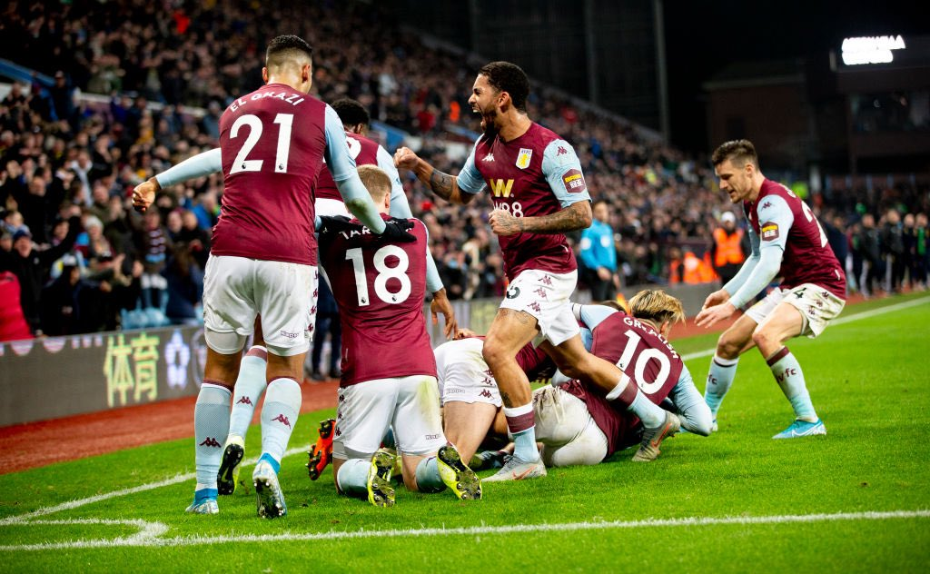 IF we go down this season we will fully deserve it and can have absolutely no complaints. The teams around us are giving us every opportunity to take this into our own hands now by continually dropping points. Need to start making here opportunities count now! 🙏 #avfc