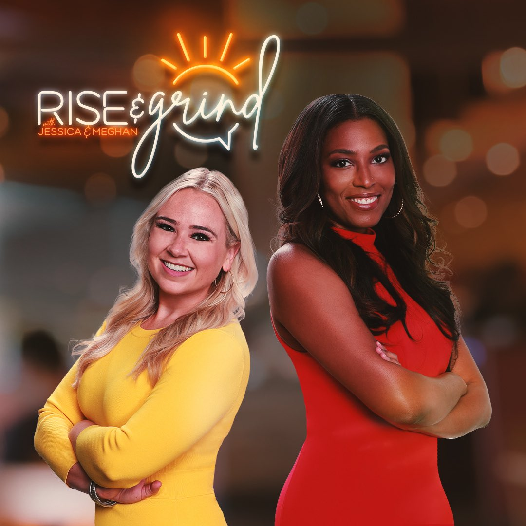 Inject the coffee into my veins & join us weekdays @ 8am starting July 20th.  I'm so excited to team up with @Meghan_Triplett for your new favorite morning show.  Do us a solid, subscribe right now on Spotify & SoundCloud. iTunes coming soon. Along w/ Grind City Media on YouTube. https://t.co/woFpwh2XhA