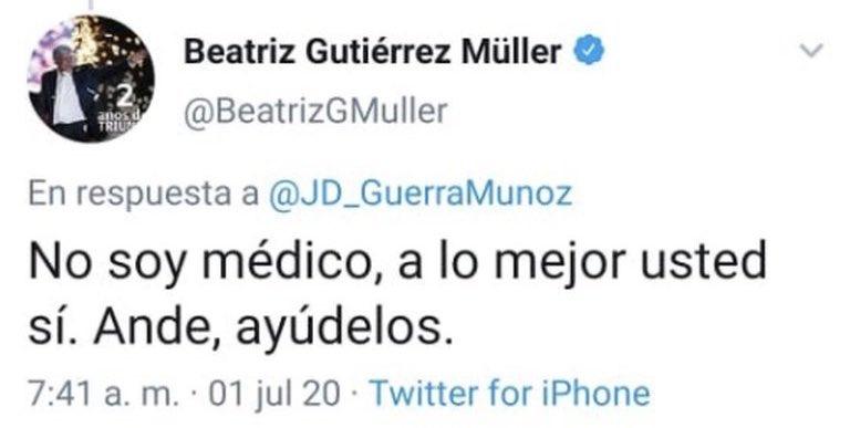 —Dra. Gutiérrez Müller, ¿por qué no se hace nada con respecto a los hombres de entre 13 y 38 años que están obsesionados con El club de la pelea? https://t.co/qUZ8BAMjl1