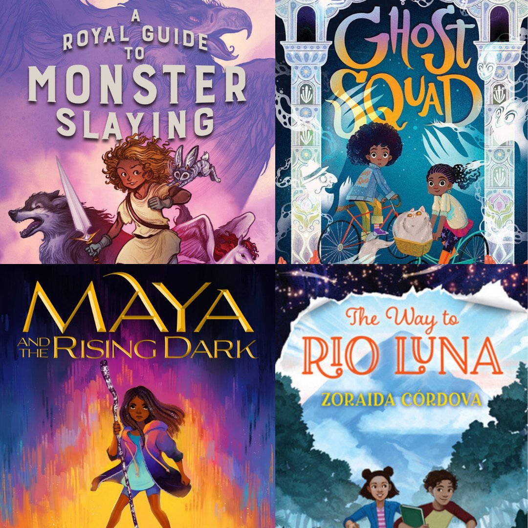 16 Sci-Fi & Fantasy Middle Grade Books for Exciting Summer Escapes | Summer Reading 2020 ow.ly/z6LJ30qVvSp #summerreading