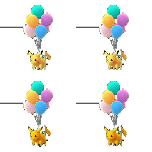 Flying Pikachu has been added ! #PokémonGOpic.twitter.com/EdijNQxOaA  by Pokémon Scenario Bot