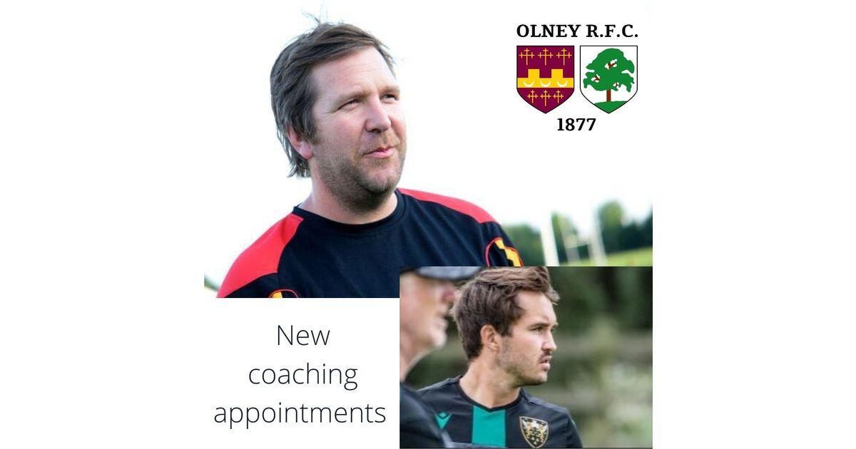 Olney RFC 2020-21 Season Coaching Structure olneyrfc.co.uk/news/olney-rfc…
