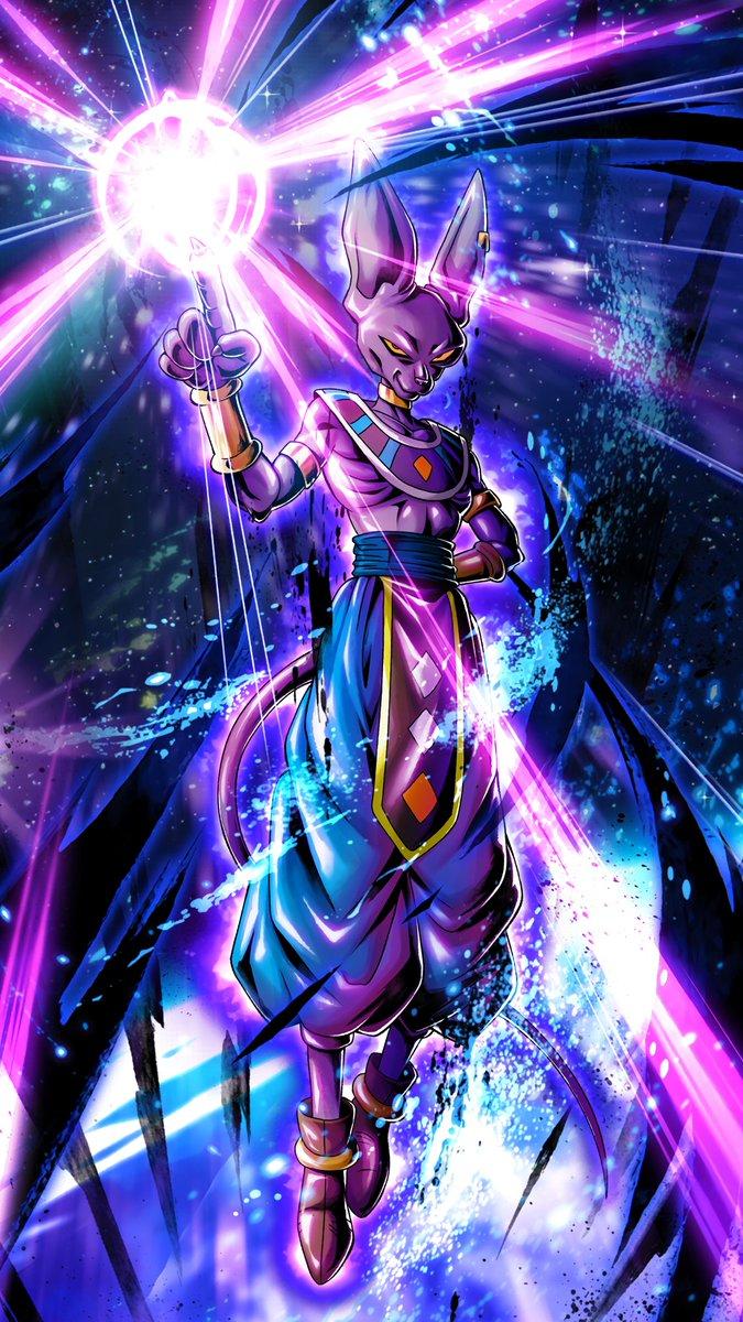 Hydros على تويتر Legends Limted Beerus Character Art 4k Pc Wallpaper 4k Phone Wallpaper Dblegends Dragonballlegends