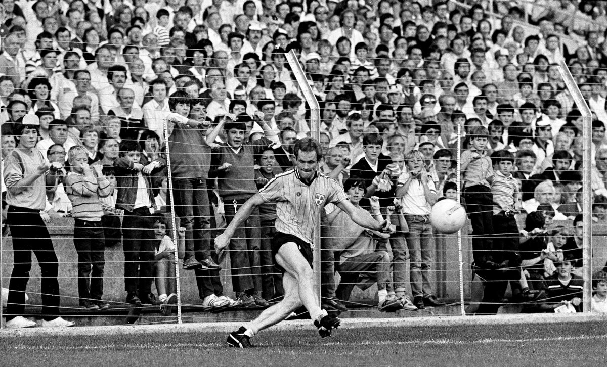 test Twitter Media - #OnThisDay in 1980, Barney Rock made his Championship debut for Dublin- coming off the bench to score a point in a Leinster semi-final win over Meath 💙  #UpTheDubs https://t.co/yE1UOc07Kk
