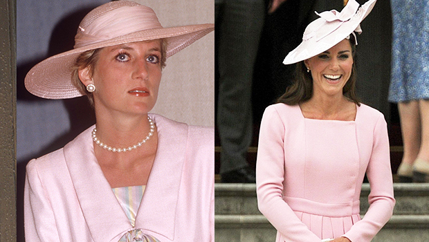24 times Meghan Markle and Kate Middleton have dressed just like their husbands mother, Princess Diana hollywood.li/6t80grB