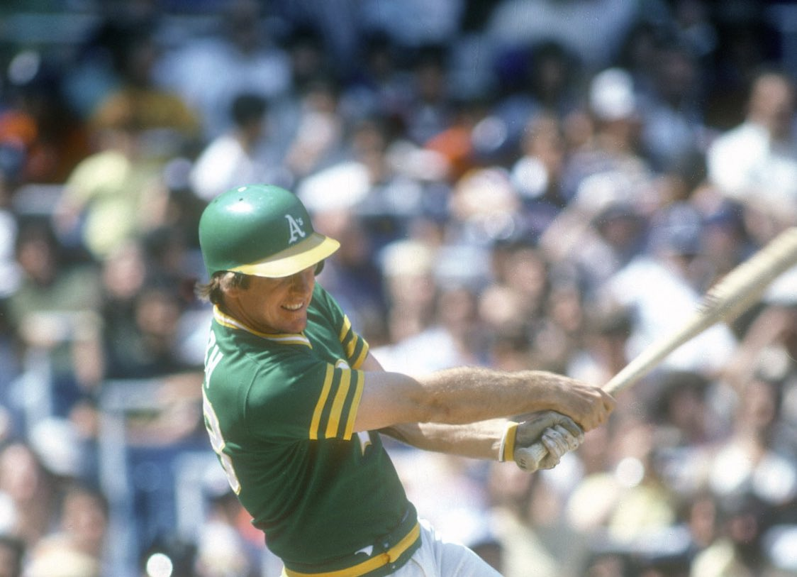 Most under appreciated catcher in A's history? I gotta go with Mike Heath! #RootedInOakland https://t.co/kZINtC7knB