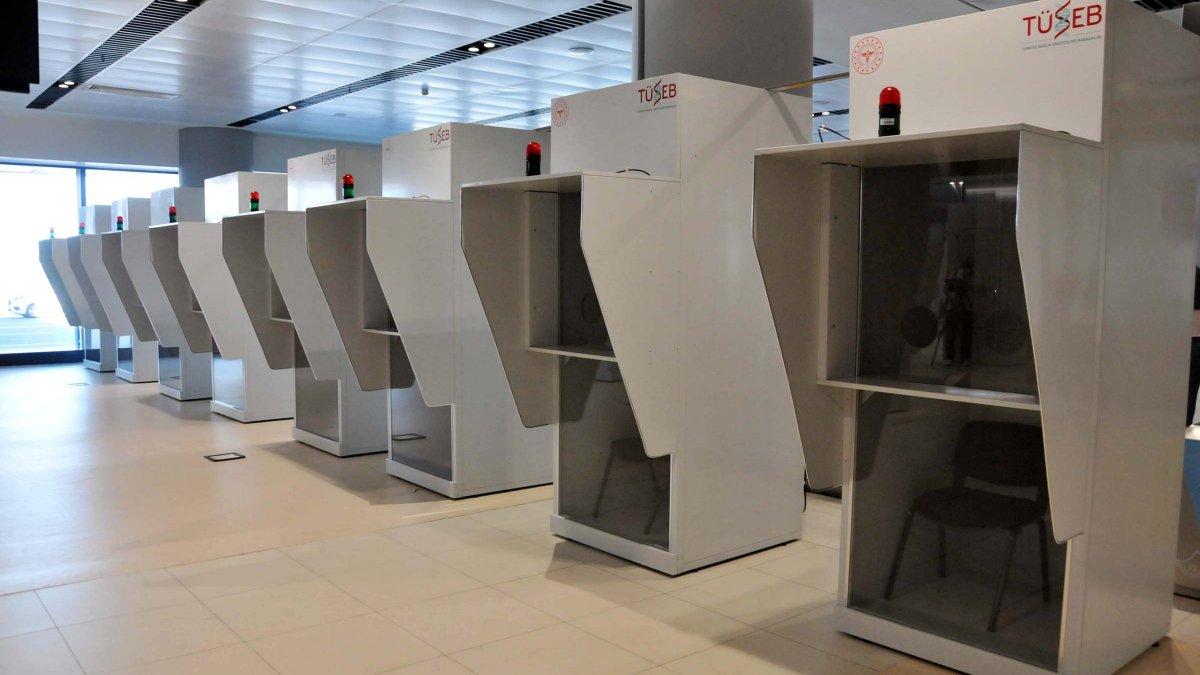 İstanbul Havalimanı'nda koronavirüs test merkezi kuruldu! İşte alınacak ücret https://t.co/jAx2fSN7r9 https://t.co/qUB4w9By5v