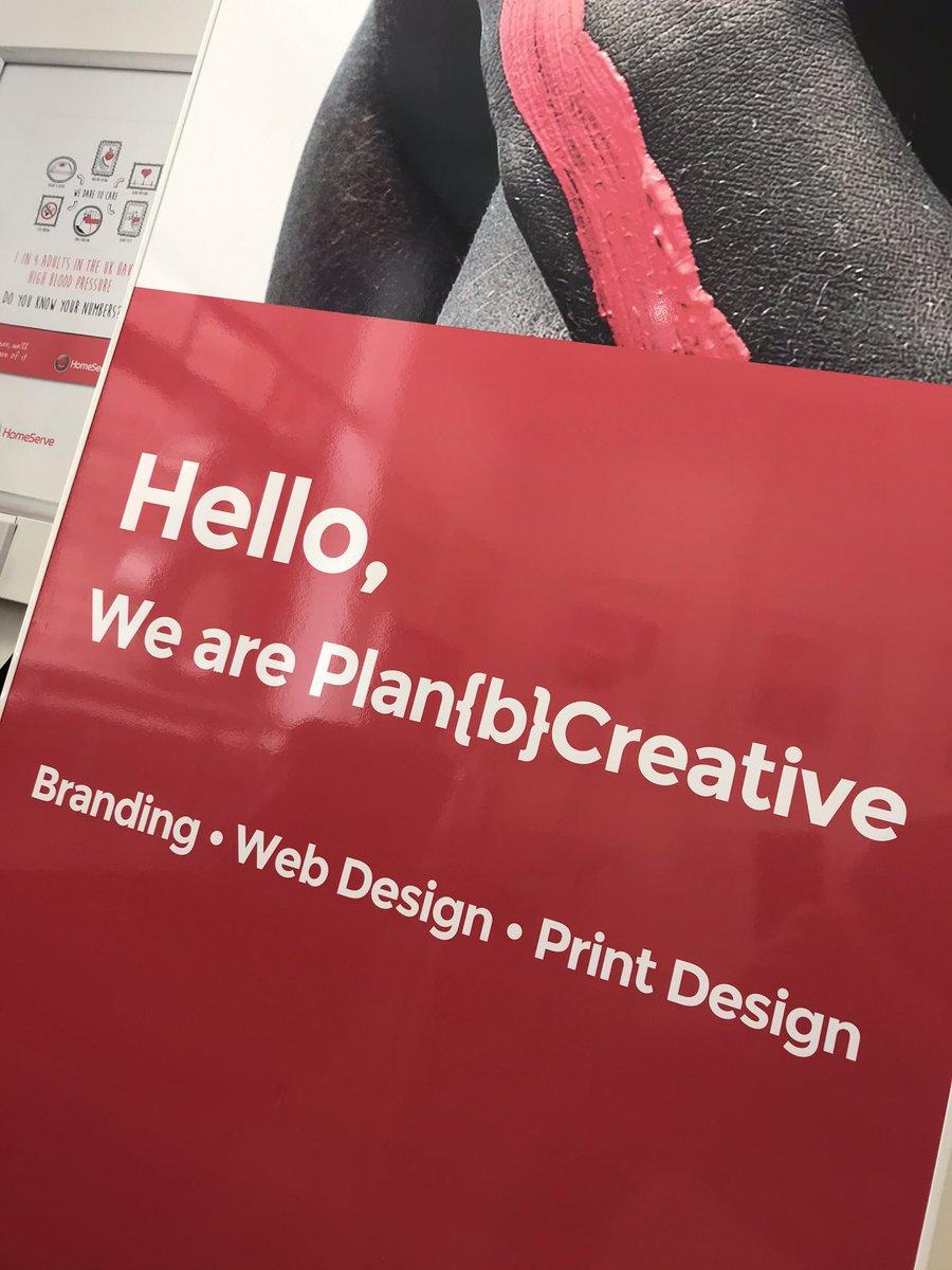 Good to back in the studio today with the Go Planb team... #creativeagency #web #digital #social #jq #jewelleryquarterpic.twitter.com/oRIIQCVoxH