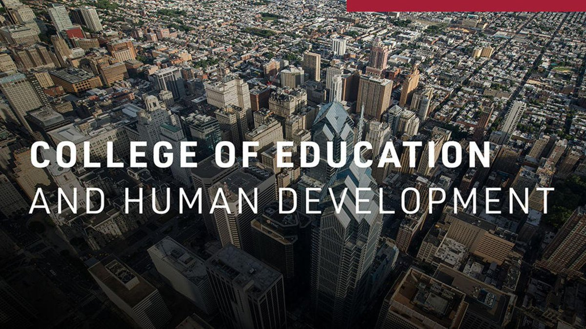 Today, Temples College of Education officially became the College of Education and Human Development. Learn more about @TempleCEHDs expanded name and new initiatives: bit.ly/2NP3AfP