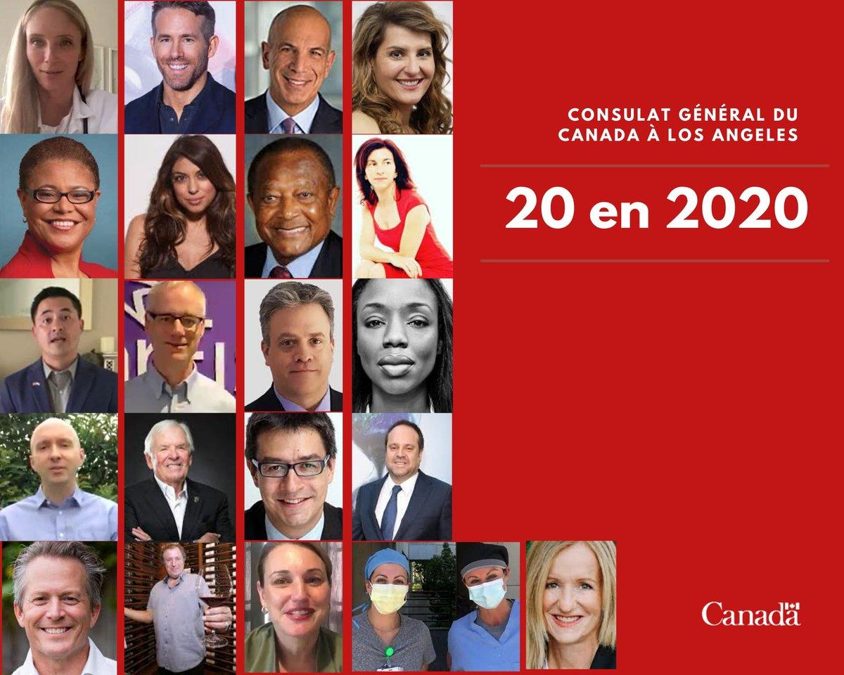 Merci et félicitations encore à tous nos lauréats «20 en 2020». Vous nous rendez fiers - et rendez notre communauté partagée plus sûre, plus forte et plus équitable. 🇨🇦❤️  #CanadaDayUSA https://t.co/KRzXQchYP2