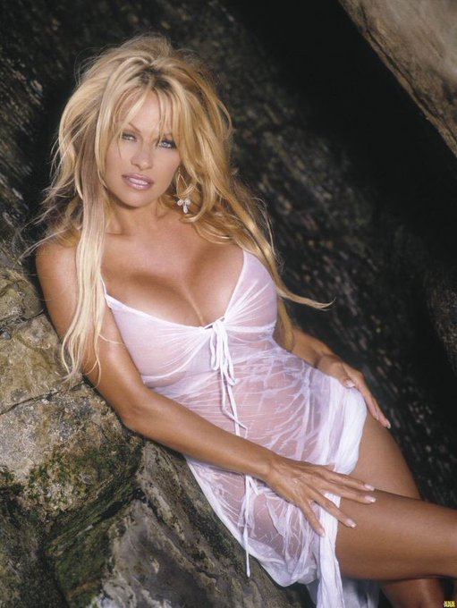 Happy Birthday to the sexy Pamela Anderson