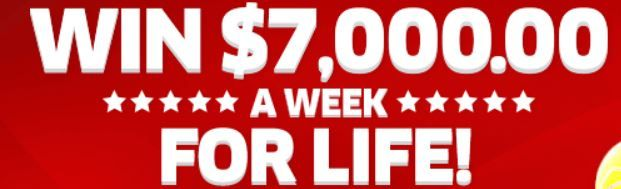 Win $7,000 a Week for Life Sweepstakes - ends 8/31 https://buff.ly/2ZqNJJM #pch #money #GiveawayAlertpic.twitter.com/Qgz5sArTkD