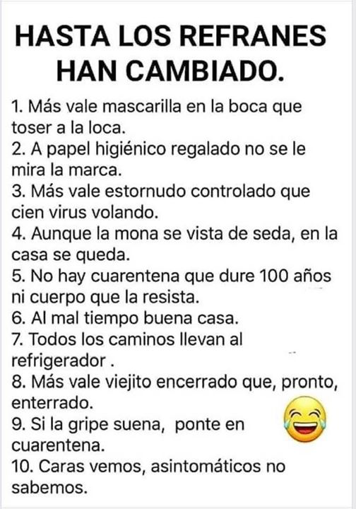 For my Spanish-speakers, my mom shared this on Facebook https://t.co/gNY601doaK