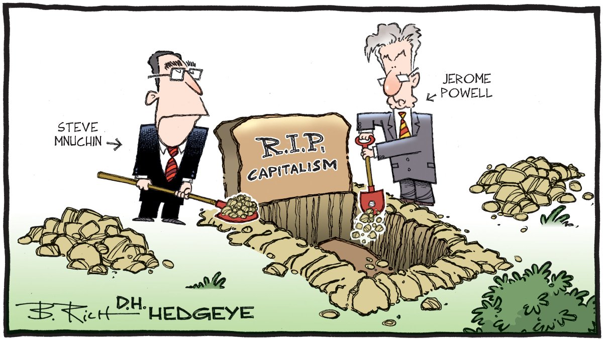 "Hedgeye on Twitter: ""Cartoon of the Day: Gravediggers  https://t.co/Tm1CAqIfLh… """