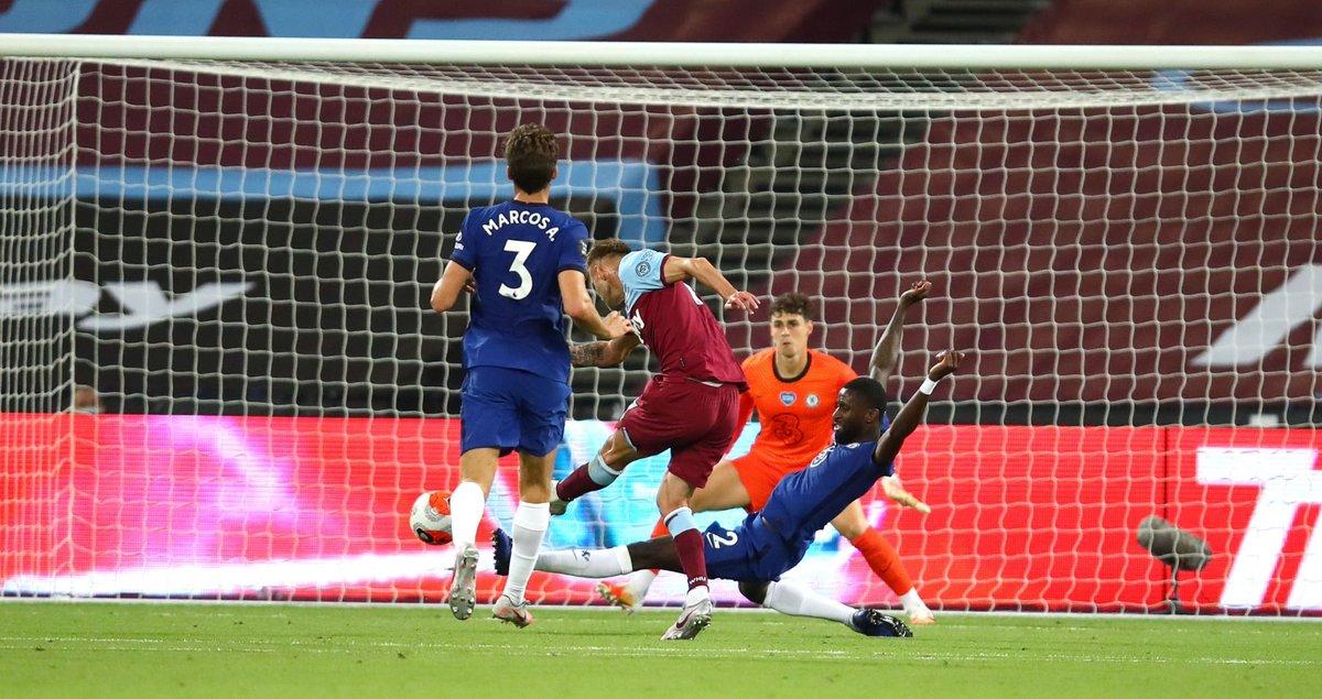 Chấm điểm trận West Ham 3-2 Chelsea: Lampard trả giá vì hàng thủ