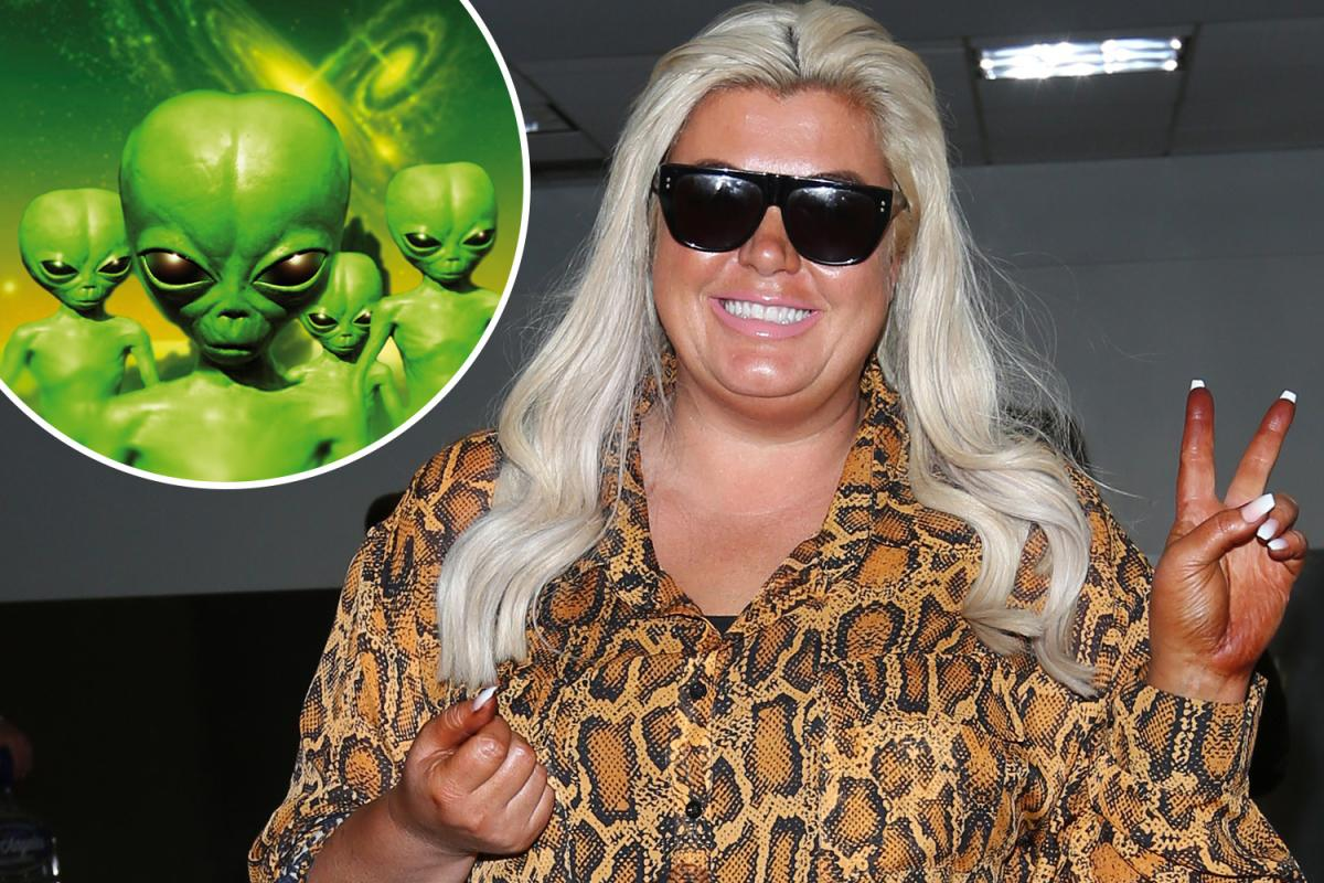 Gemma Collins says she believes she's an alien and wants an extra-terrestrial baby https://t.co/jTqpcbujom https://t.co/It40zFdznS