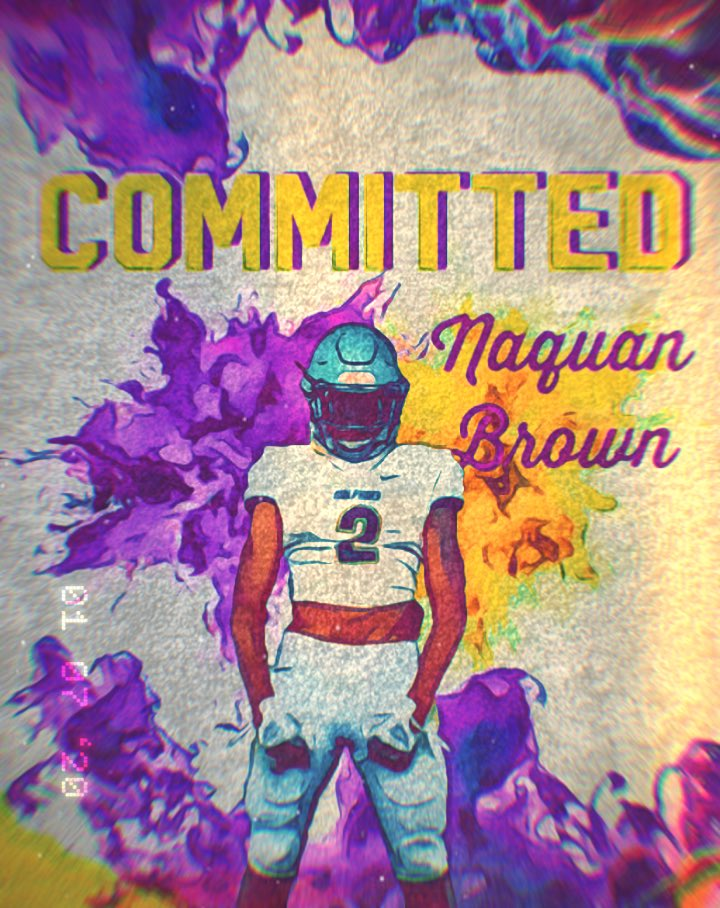 RT @j_samuelson88: LETS GEAUX!!!!! Congrats to @quanbrown_4 for committing to LSU!!!! #BayouBu21ness #GeauxTigers https://t.co/A7hDbIpKjw