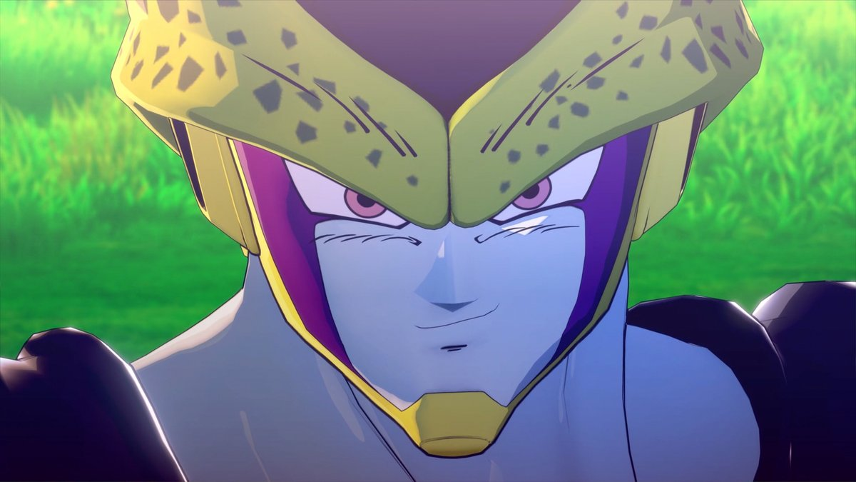 Name a more perfect #DragonBallZ villain. We'll wait.  Fight against Cell and other (not-so-perfect) villains when you play DRAGON BALL Z: KAKAROT! https://t.co/9HQl4Brct8 https://t.co/70Z6DKLjID